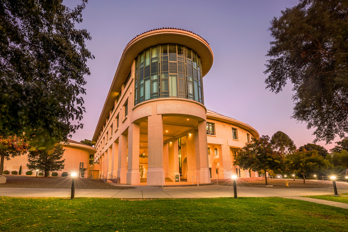 Cal Poly San Luis Obispo Business Building